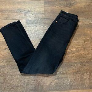 Zara hi-rise jeans